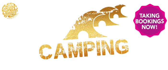 Croyde Festival Camping 2019